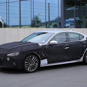 Some more pics of G70 leak | Genesis G70 Forum